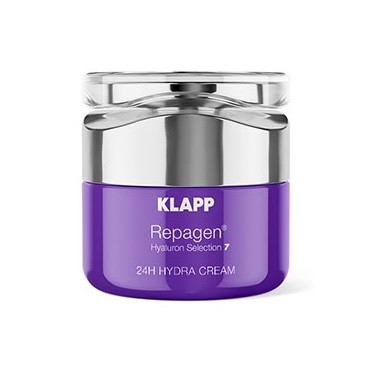 Klapp REPAGEN® HYALURON SELECTION 7 24H HYDRA CREAM 50 ml