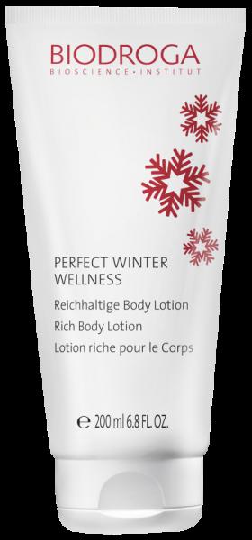 Biodroga Perfect Winter Wellness Rich Body Lotion 200 ml