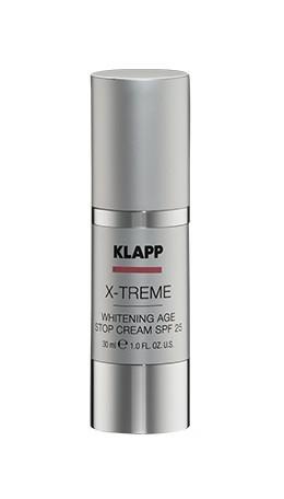 Klapp X-Treme Whitening Age Stop SPF 25 - 30 ml