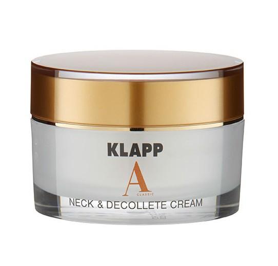 Klapp A Classic Neck & Decolleté Cream 50 ml