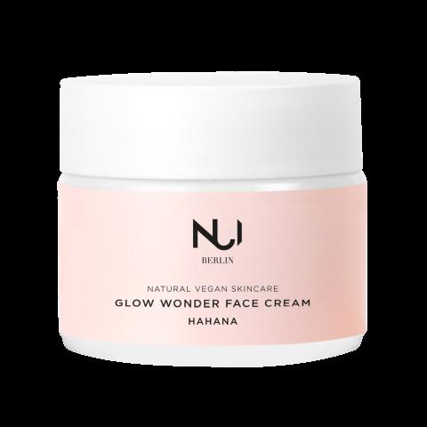 NUI Cosmetics Natural Glow Wonder Face Cream HAHANA 50 ml