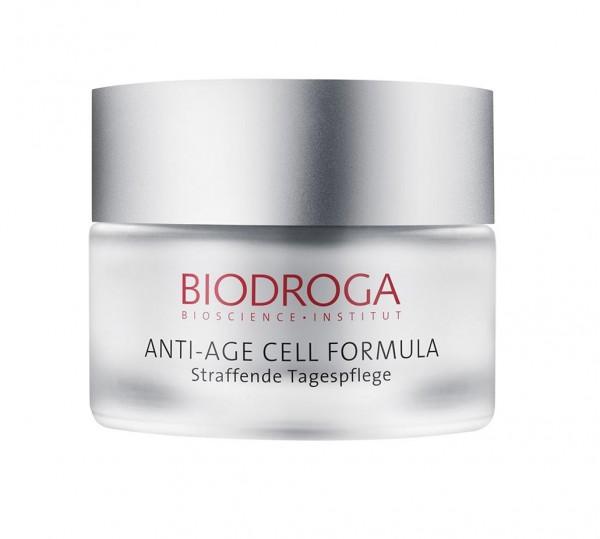 Biodroga Anti-Age Cell Formula Straffende Tagespflege 50 ml